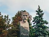 Бюст Ф.Э. Дзержинского