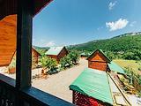 Зеленые крыши, отель
