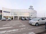 Hyundai Юг-Авто, автосалон