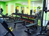 Метрофитнесс, фитнес клуб